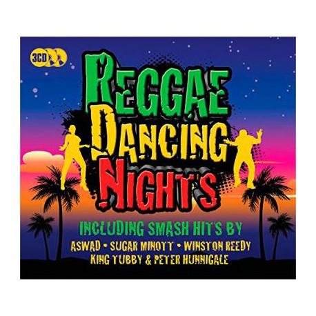 CD VARIOS -REGGAE, DANCING, NIGHTS- 3CD