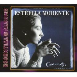 CD ESTRELLA MORENTE -ESSENTIAL ALBUMS- CALLE DEL AIRE