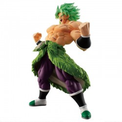 Dragonball Super Figura Styling Collection Super Saiyan Broly Full Power 14 cm