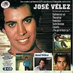 CD JOSE VELEZ -1976-1979- RAMALAMA 2CD