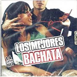 CD LOS MEJORES BACHATA -14 LATIN HIT-