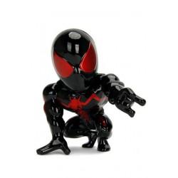 Marvel Metals Figura Diecast Stealth Spider-Man Red 10 cm