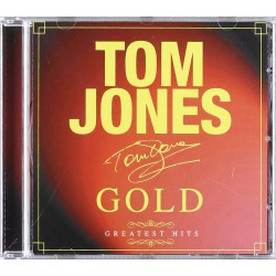 CD TOM JONES -GREATEST HITS-GOLD-