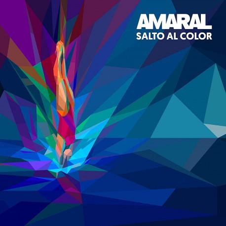 CD AMARAL -SALTO AL COLOR- EDIC. DELUXE