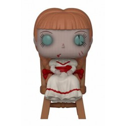 The Conjuring POP! Movies Vinyl Figura Annabelle in Chair 9 cm