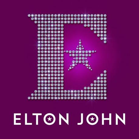 CD ELTON JOHN - 3CD-Diamonds Limited Edition- Grandes Exitos