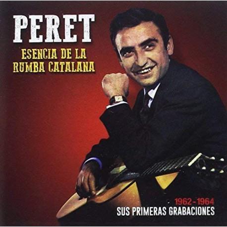 CD PERET -ESENCIA DE LA RUMBA CATALANA-
