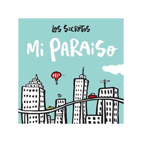 CD LOS SECRETOS -Mi Paraíso (CD Digipack)-