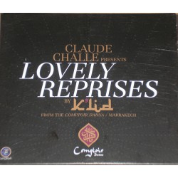 CD CLAUDE CHALLE presents LOVELY REPRISES