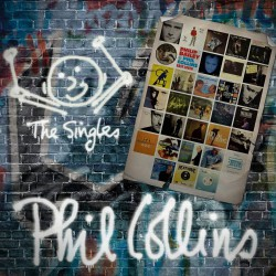 CD Phil Collins -The Singles-