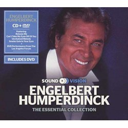 CD+DVD ENGELBERT HUMPERDINCK -The Essential Collection -