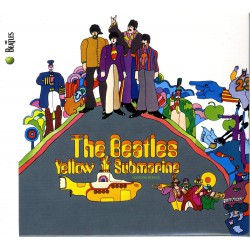 CD THE BEATLES -YELLOW SUBMARINE-