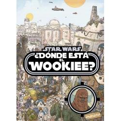 STAR WARS DONDE ESTA EL WOOKIEE