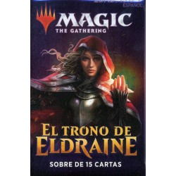 SOBRE DE CARTAS MAGIC AMONKHET EN CASTELLANO