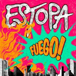 CD ESTOPA -FUEGO-