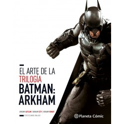 EL ARTE DE BATMAN ARKHAM ROCKSTEADY
