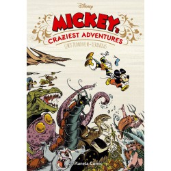 DISNEY MICKEY´S CRAZIEST ADVENTURES