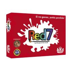 Juego de cartas- Red 7- Tranjis Games