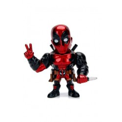 Marvel Metals Figura Diecast Deadpool 10 cm