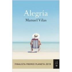 ALEGRIA FINALISTA PREMIO PLANETA 2019