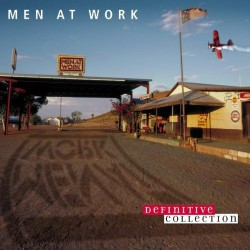 CD MEN AT WORK -DEFINITIVE COLLECTION-