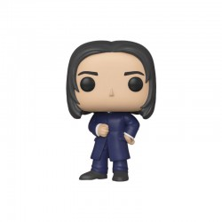 Harry Potter POP! Movies Vinyl Figura Severus Snape (Yule) 9 cm