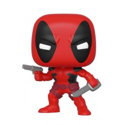 Marvel 80th POP! Marvel Vinyl Figura Deadpool (First Appearance) 9 cm