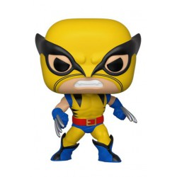 Marvel 80th POP! Marvel Vinyl Figura Wolverine (First Appearance) 9 cm
