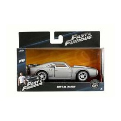 Fast&Furious Die-Cast Dom´s Ice Charger 1/32
