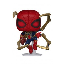 Avengers: Endgame POP! Movies Vinyl Figura Iron Spider w/Nano Gauntlet 9 cm