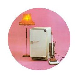 LP CURE -Three Imaginary Boys (Picture Disc)