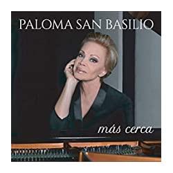 CD PALOMA SAN BASILIO -MÁS CERCA-