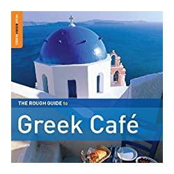CD VARIOS - GREEK CAFÉ -THE ROUGH GUIDE TO