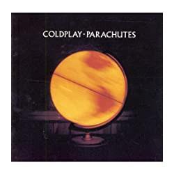CD COLDAPLAY -PARACHUTES-