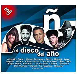 CD VARIOS -Ñ los exitos del año 2019- 3 CDs