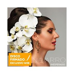CD DIANA NAVARRO -INESPERADO-