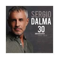 CD SERGIO DALMA -30 ANIVERSARIO-1989 - 2019