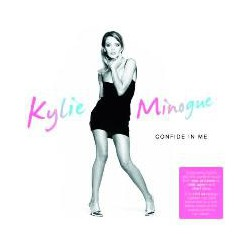 CD KYLIE MINOGUE -CONFIDE IN ME- 2CD