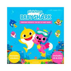 CD PINKFONG -BABY SHARK- THE BEST OF BABY SHARK