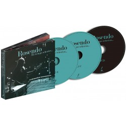CD ROSENDO -MI TIEMPO SEÑORIAS-  2CD+DVD