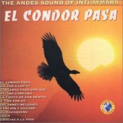 CD EL CONDOR PASA -THE ANDES SOUND OF INTI AYMARA-