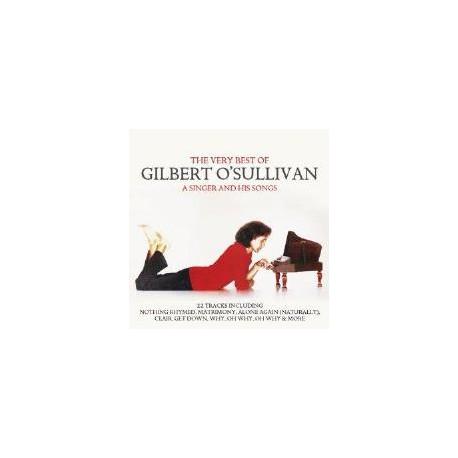 CD GILBERT O´SULLIVAN -THE VERY BEST OF- 22TRACKS