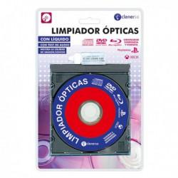 ACCESORIOS CD LIMPIADOR