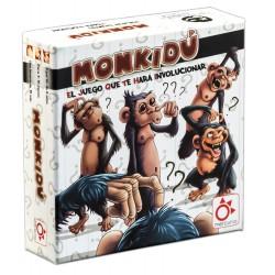 Juego de cartas monkidu