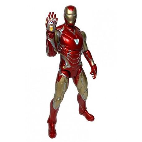 Avengers: Endgame Marvel Select Figura Iron Man Mark 85 18 cm