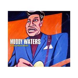 CD MUDDY WATERS -ROLLING STONE BLUES-