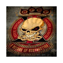 CD Five Finger Death Punch -A Decade Of Destruction-