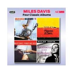 CD MILES DAVIS -FOUR CLASSIC ALBUMS-