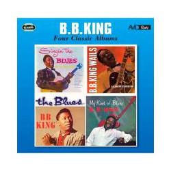 CD B.B.KING -FOUR CLASSIC ALBUMS-