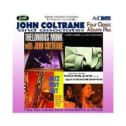 CD JOHN COLTRANE AND ASSOCIATES  -FOUR CLASSIC ALBUMS-